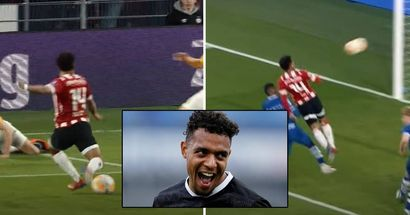 Headers, backheel & more: Watch Reds-linked Donyell Malen's first 50 goals for PSV (video)