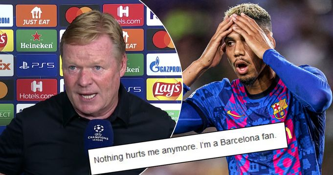 'Barca has wasted a year and a half with Koeman', 'absolute pain': Cules react to Barca's humiliating defeat against Bayern