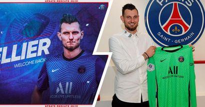 ⚡ OFFICIEL: Alexandre Letellier a signé un contrat d'un an au PSG