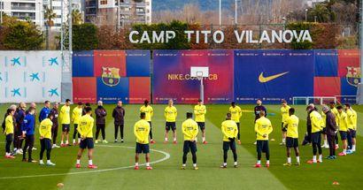 بيان رسمي: الدوري الإسباني يعلن الوقوف دقيقة صمت حدادا على ضحايا كورونا