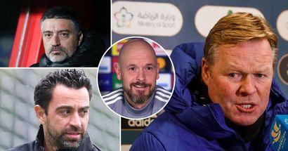 Tout sur la liste supposée de 3 hommes du Barça pour remplacer Koeman: dernières rumeurs, affirmations, faits