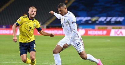Kylian Mbappé permet à la France de battre la Suède 1-0