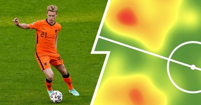 Frenkie de Jong bosses midfield again as Netherlands win their Euro 2020 group after just 2 games