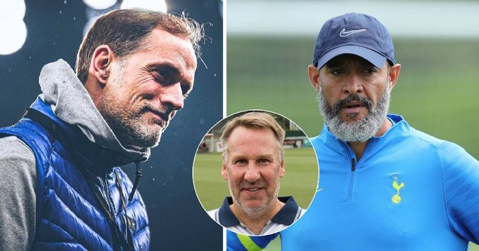 Ex-Gunner Paul Merson: 'I don't see anything but a Chelsea win against Spurs'