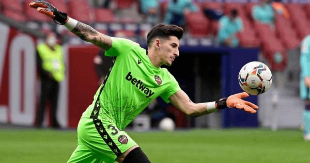 """Cardenas, gardien de Levante: """"Je veux que le Real Madrid remporte la Liga"""""""