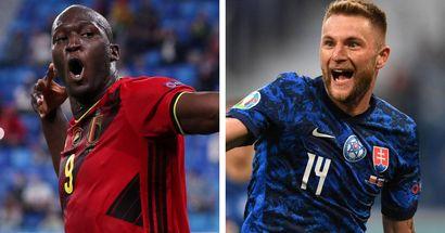 Da Lukaku a Skriniar e non solo: Inter dominatrice anche ad Euro 2020