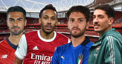 €40m bid for Locatelli, Ligue 1 winner to replace Bellerin: latest Arsenal transfer round-up with probability rankings