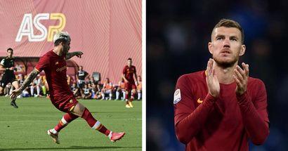 Un'altra vittoria per i Giallorossi in amichevole: Mourinho manda un indizio in ottica mercato a Dzeko e alla Roma