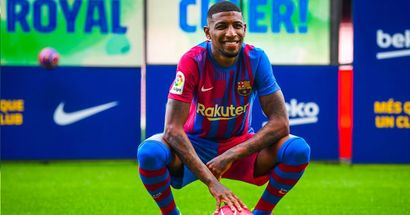 Arsenal 'wanted' to sign Emerson Royal, Barca defender opted to join Spurs instead