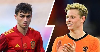 Culers to the bone: Pedri and De Jong register impressive stats after Euro 2020 matchday 1