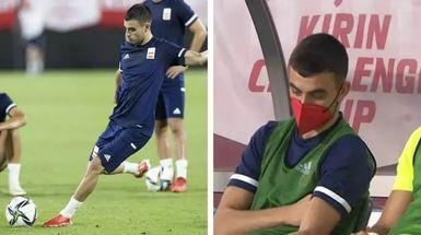 Pedri estaba durmiendo durante el amistoso de España, entra y salva el partido minutos después