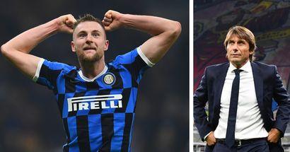 """""""Vogliamo vincere ogni partita!"""": Skriniar alza l'asticella per l'Inter, e poi rivela il suo pensiero sull'addio di Conte"""