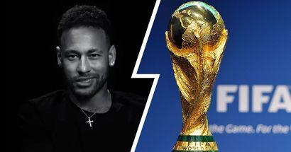 Neymar verrät, warum er davon ausgeht, dass die Weltmeisterschaft 2022 seine letzte WM sein wird