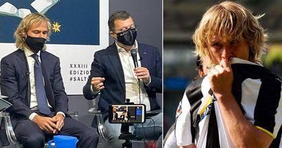 """""""Il legame con la Juve? Ancora oggi mi fa emozionare"""", Nedved è innamorato dei colori bianconeri"""