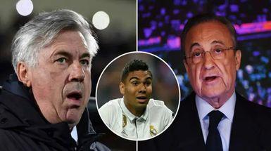 Todos los jugadores del Real Madrid están a la venta ahora por 'ofertas adecuadas' (fiabilidad: 5 estrellas)