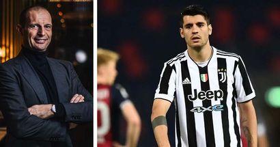 Allegri vuole una punta da affiancare a Morata: 4 nomi sul taccuino della Juventus